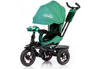 Велосипед Зеленый трехколесный TILLY CAYMAN T-381/2