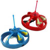 Летающая тарелка ufo induction №828,развивающие игрушки, интерактивные игрушки, механические игрушки
