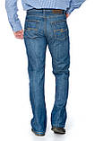 Мужские джинсы Franco Benussi 1207 синие, фото 3
