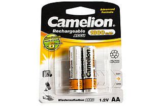 Аккумулятор Camelion AA 1800mAh NiMh (2 шт.) Rechargeable Accu Advanced Formula (NH-AA1800BP2)