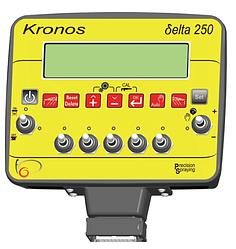Компьютер Geosystem-240 (система автоматического управления для опрыскивателей, 5 секций) + GPS, Geoline