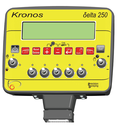 Компьютер Geosystem-240 (система автоматического управления для опрыскивателей, 5 секций) + GPS, Geoline, фото 2