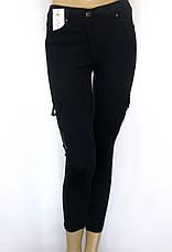 Жіночі штани з накладними кишенями, фото 3