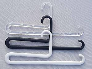 Плечики вешалки пластмассовые  V-ASP для аксессуаров