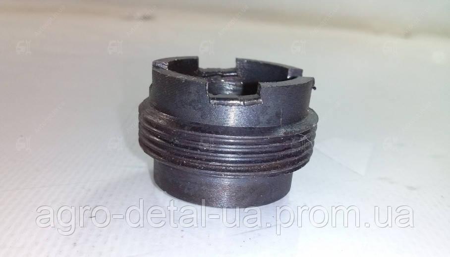 Гайка 60-1003118 стакана форсунки головкиблока цилиндров двигателя Д 65 трактора ЮМЗ