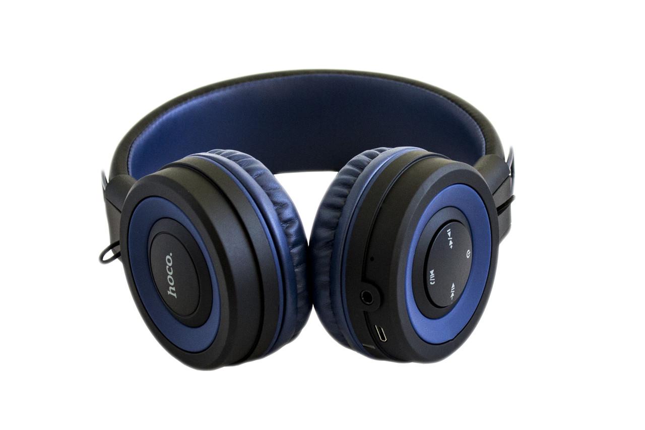 Наушники Hoco W16 Wireless Headphones Extra Bass