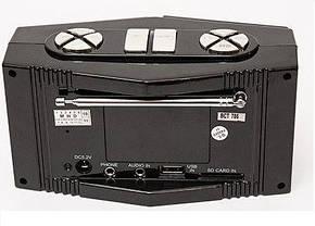 Часы 786, радио FM, USB, SD, фото 2