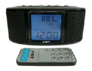 Часы с радио  783, радио FM, USB, SD, фото 2