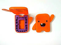 Альбом для молочних зубів Angie, оранжовий - 1 шт., фото 1