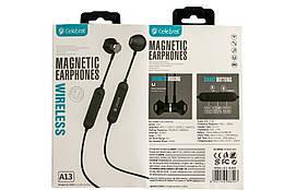 Наушники вставные Celebrat A13 Wireless Magnetic Earphones