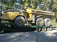 Услуги по перевозке спецтехники в Украине
