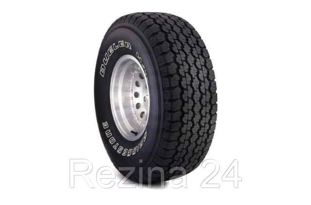 Шины Bridgestone Dueler H/T 689 215/65 R16 98H - Rezina 24 в Львове