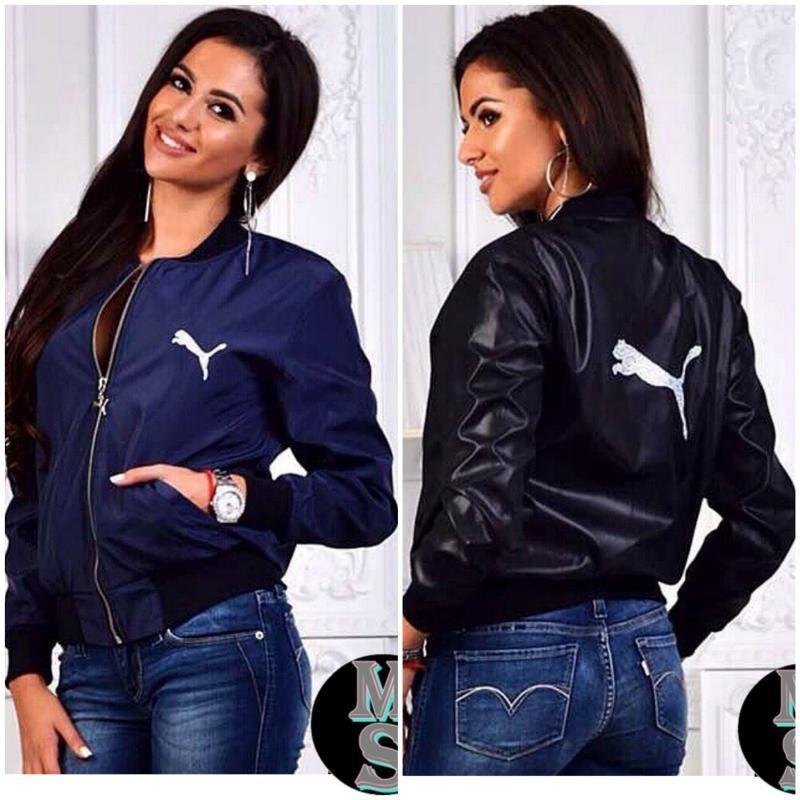 Куртка бомбер  мод.049