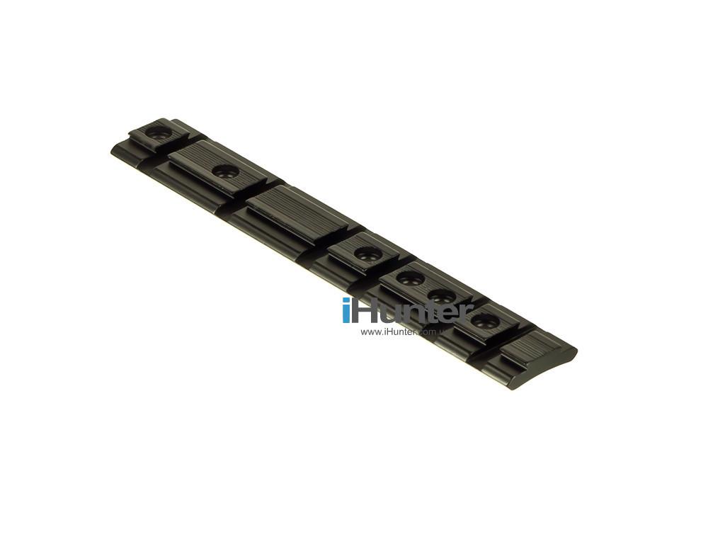 Планка для крепление оптического/ коллиматорного прицела, фонаря, лазера, ЛЦУ универсальная 11/21 мм