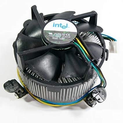 Вентилятор, кулер, система охлаждения CPU Intel Original, 4-pin, LGA 775