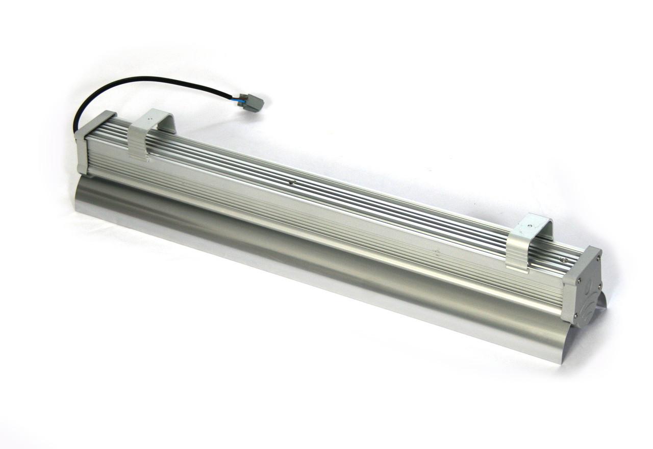 Светодиодный светильник LPL--48-L . 58 Вт, 8000 Лм