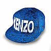 Бейсболка KENZO с прямым козырьком,  кепка блайзер, фото 7