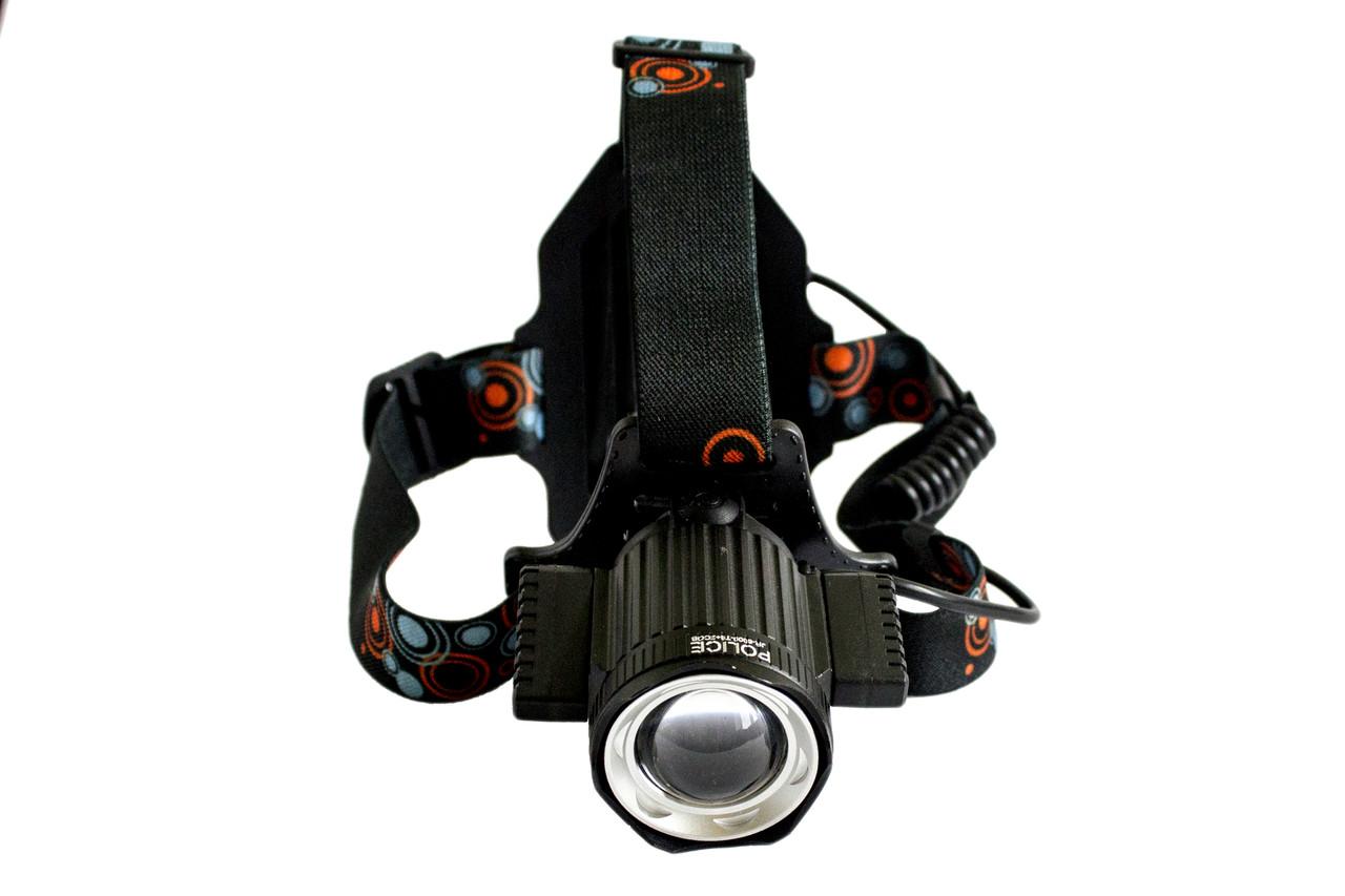 Налобный фонарь JR-6000-Т6+2СОВ