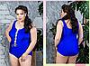Жіночий купальник з ефектом утяжки, з 48-98 розмір
