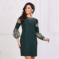 """Ошатне вечірнє плаття коротке розмір S """"Мілано"""", фото 1"""
