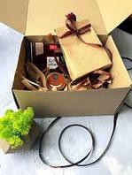 Подарочный набор для кофемана (любителя кофе) Coffee Braun