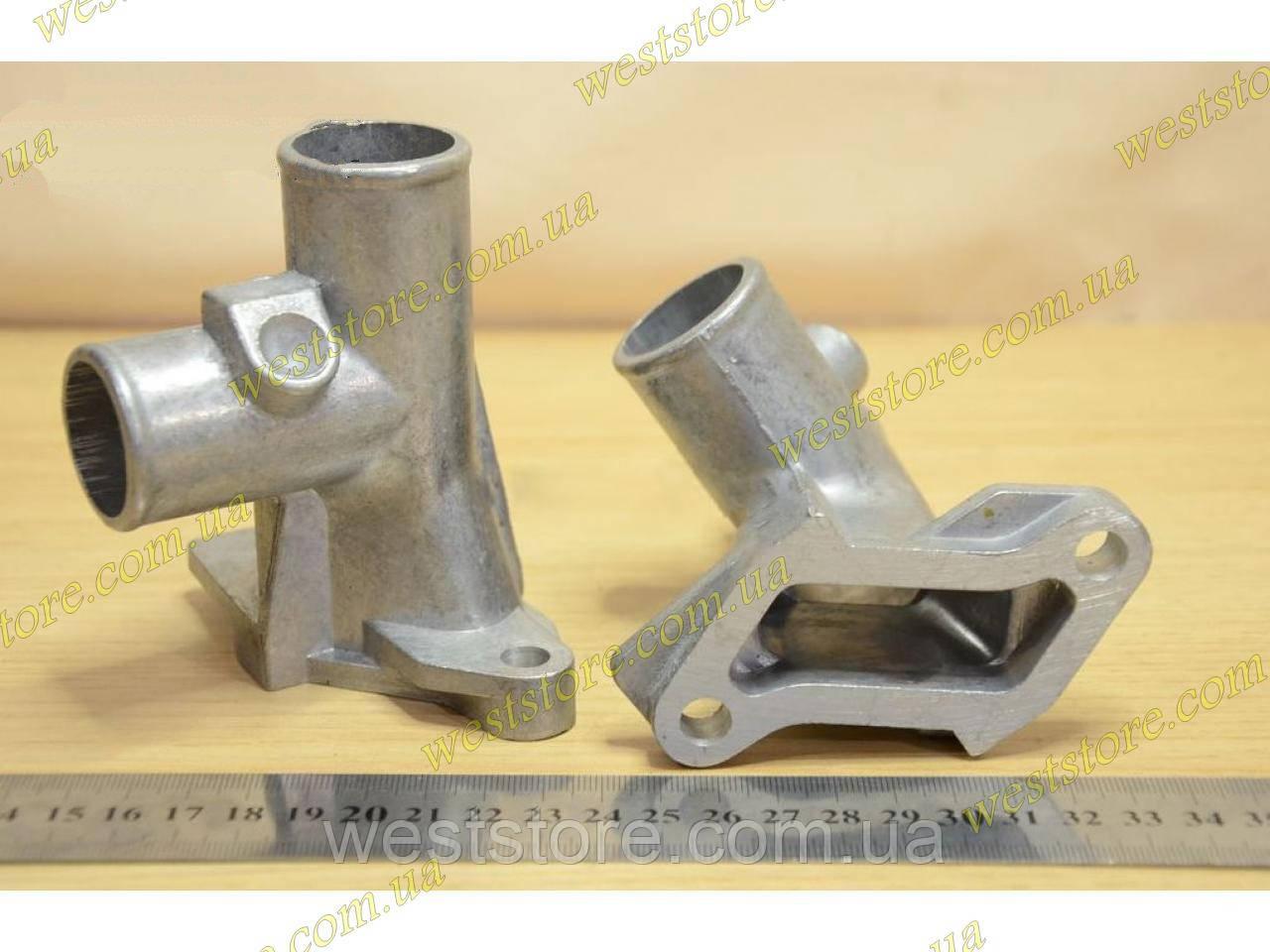 Тройник головки блока патрубок ушко Ваз 2101 2102 2103 2104 2105 2106 2107 алюминиевый