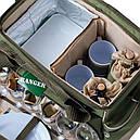 Набор для пикника Ranger Rhamper Lux (посуда на 6 персон + сумка с термо-отсеком), фото 5