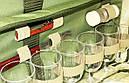Набор для пикника Ranger Rhamper Lux (посуда на 6 персон + сумка с термо-отсеком), фото 7