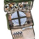 Набор для пикника Ranger Rhamper Lux (посуда на 6 персон + сумка с термо-отсеком), фото 8