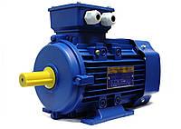 Трёхфазный электродвигатель АИР 71 В4 (0,75 кВт, 1500 об/мин)
