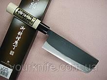 Нож кухонный японский Tojiro Nakiri F-699/F-702A 165 мм Shirogami
