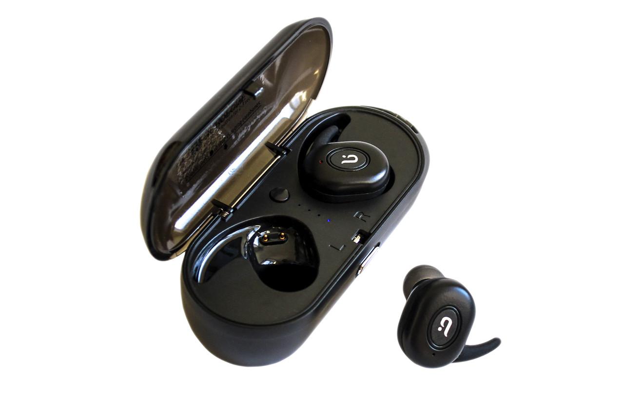Вакуумные Bluetooth наушники Borofone TWS-BE8 True Wireless Earphone