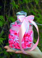 100 причин почему Я Тебя Люблю ДЛЯ ДЕВУШКИ (розовый)