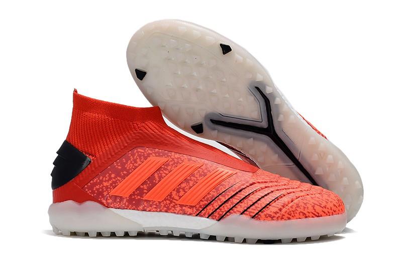 ff0231b8 Сороконожки adidas Adidas Predator Tango 19+ TF red - Интернет-магазин