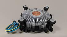 Вентилятор, кулер, система охлаждения CPU Intel Original, 4-pin, LGA 775, медная вставка, фото 2