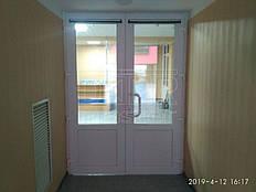 Автоматические распашные двери Tormax, Школа №6 12.04.2019 (г. Желтые Воды) 1
