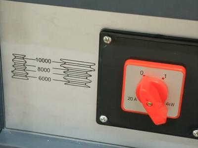 Простое и удобное управление фрезерного станка FDB Maschinen MX 5117