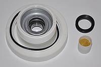 Суппорт 4071430963 (Италия) с подшипником 6203 и правой резьбой для стиральных машин Electrolux, Zanussi, AEG, фото 1