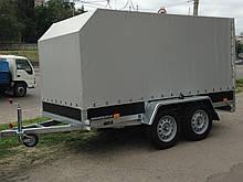 Прицеп легковой Сантей 750-331