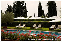 Соло - садовый зонт, зонт для кафе, зонт для сада, зонт для бассейна, зонт для пляжа, пляжный зонт