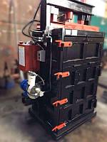 Пресс для вторсырья Геркулес на 16 тонн на 4 кВт. Пресс для макулатуры
