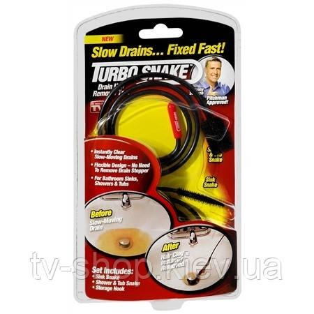 Очиститель труб Turbo  Snake