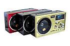 Портативный радиоприемник Golon RX-1425, фото 3