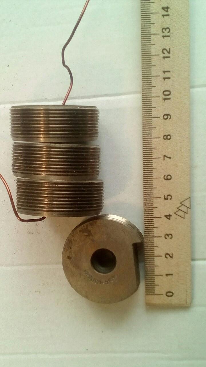 Гребенки круглые к головкам винторезным (резьбонарезным) 4К к-кт из 4 шт