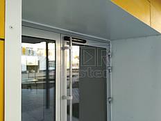 Автоматические распашные двери Tormax, Опорная школа 11.04.2019 (пгт. Магдалиновка) 3