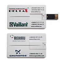 Флешка кредитная карта, фото 1