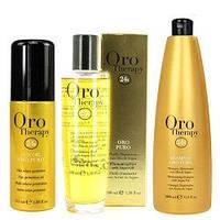 Fanola Oro therapy золотая терапия для волос