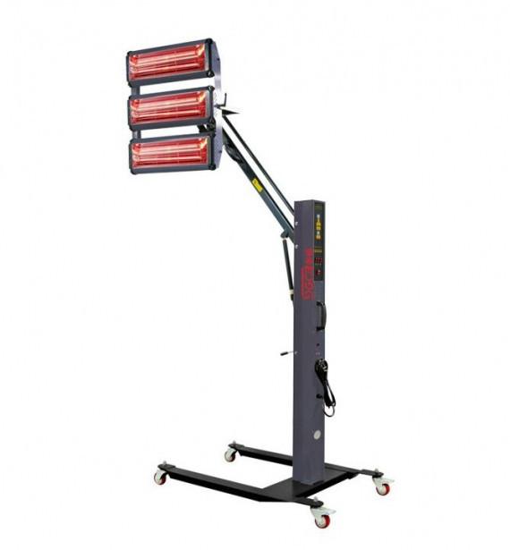 SGCB SGGF072 Hot Lamp 3300 Инфракрасная сушка на стойке 540 мм 3x1100 Вт