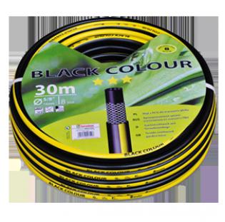"""Шланг для полива TM Bradas """"BLACK COLOUR"""" 3/4 дюйма, 50 метров"""
