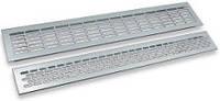 Решетка вентиляционная для кухни алюминиевая KK-W60800-М0